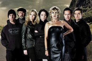 The sixth and final series of Outrageous Fortune has drawn more viewers than any other season. Photo / Supplied