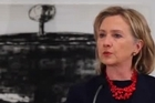 Hillary Clinton outlines her hopes for a multi-lateral free trade deal with NZ and other nations.