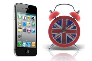 British iPhone users have fallen victim to the same alarm clock bug that hit Kiwis in September.