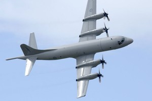 An Air Force Orion. File photo / Supplied