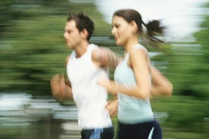 You can reach your running goals with the adidas miCoach in tow. Photo / Thinkstock