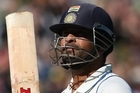 Indian batsman Sachin Tendulkar. Photo / Mark Mitchell