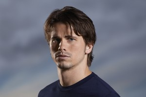 Jason Ritter plays Sean Parker in  The Event . Photo / Supplied