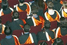 Whistle-blowers claim some schools for overseas students are 'visa factories'. Photo / Brett Phibbs