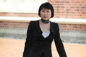 May Wang says Natural Dairy's plan to buy farms will collapse if she is bankrupted. Photo / Greg Bowker