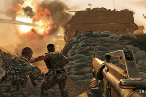 Call of Duty: Black Ops is set to be one of the year's best-selling videogames.