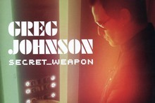 Greg Johnson <i>Secret Weapon</i>. Photo / Supplied