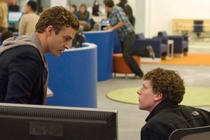 The Social Network . Photo / Supplied