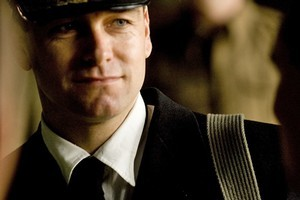 Antony Starr reappears in South Pacific Pictures' latest televised feature, Spies and Lies, this Sunday. Photo / Supplied