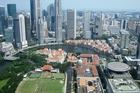 Singapore is increasingly becoming a central knowledge hub, according to UNESCO. Photo / Wikimedia Commons