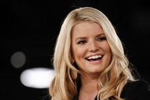 Jessica Simpson. Photo / AP