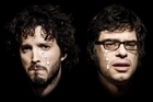 Flight of the Conchords took away four awards at the New Zealand Music Awards in 2008. These are their acceptance speeches as they couldn't be in attendance.