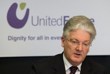Revenue Minister Peter Dunne. Photo / Mark Mitchell