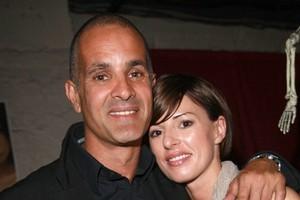 Matthew Ridge and Carly Binding. Photo / Norrie Montgomery