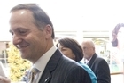 Prime Minister John Key responds to being mobbed in Porirua as he campaigned for National in the Mana by-election.