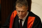 Speaker Lockwood Smith. Photo / NZ Herald