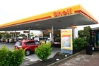 Shell has reported fuel sales growth of 4 per cent in a flat market. Photo / Martin Sykes