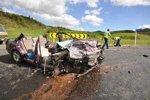 First-time offenders feature heavily in drink-driving deaths for last year. Photo / Herald on Sunday