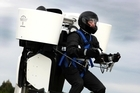 The Martin Jetpack. Photo / supplied