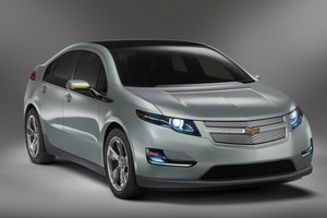 General Electric's order of Chevrolet Volts is a boost for General Motors. Photo / Wieck