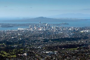 Homes are least affordable in the Auckland region. Photo / Richard Robinson