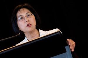 Pansy Wong. Photo / Richard Robinson