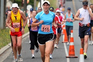The Kerikeri Half Marathon offers a gentle introduction for new runners. Photo / Chris Rudsdale