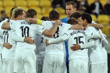The All Whites are now ranked 59th in the world. Photo / Getty Images