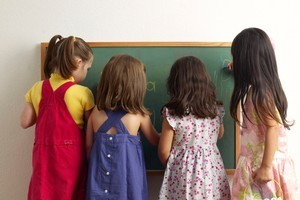 Daycare can help kids learn to socialise and become independent. Photo / Thinkstock