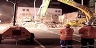 Watch: Reader video: Historic Auckland hotel demolished