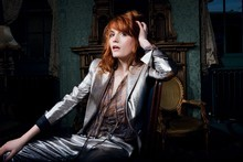 Florence Welch of Florence + The Machine. Photo / Supplied