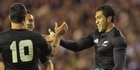 View: All Blacks v Scotland