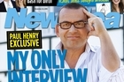 New Idea Magazine's exclusive interview with Paul Henry. Photo / Supplied