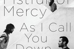Fistful of Mercy's album cover for  As I Call You Down . Photo / Supplied