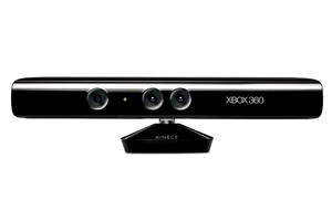 The Kinect sensor for Xbox 360. Photo / Supplied