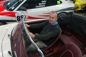 Lyall Williamson established International Motorsport in 1960. Photo / Glenn Jeffrey