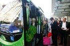 Auckland has plans to introduce commuter smart cards. Photo / Herald on Sunday