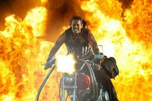 Danny Trejo carries the film well, despite minimal dialoque. Photo / Supplied