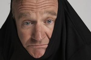 Robin Williams. Photo / Supplied