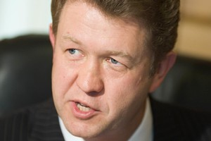 Labour's finance spokesman David Cunliffe. Photo / Paul Estcourt