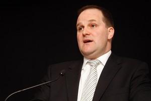 Justice Minister Simon Power. Photo / Sarah Ivey