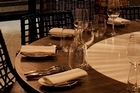 Private dining room at Gordon Ramsay's Maze Restaurant at the Crown Metropol Hotel, Melbourne. Photo / Supplied