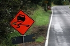 More than 8100 New Zealanders have signed up to make our roads safer. Photo / Doug Sherring