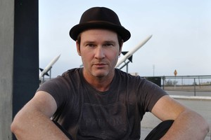 Greg Johnson's latest album was funded through pre-order online packages. Photo / Supplied