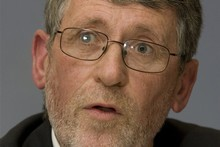 Treasury secretary John Whitehead. Photo / Mark Mitchell