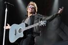 Jon Bon Jovi hits the right notes. Photo / Getty Images