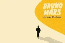 Bruno Mars' album cover for <i>Doo Wops and Hooligans</i>. Photo / Supplied