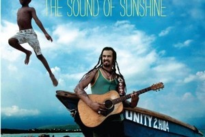 Album cover for 'The Sound of Sunshine'. Photo / Supplied