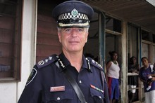 New Police Commissioner Peter Marshall wants to reduce paperwork so there are more police on the streets for longer. Photo / NZPA