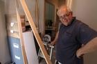 Paul Haines, 68, laments the loss of handyman know-how. Photo / Janna Dixon